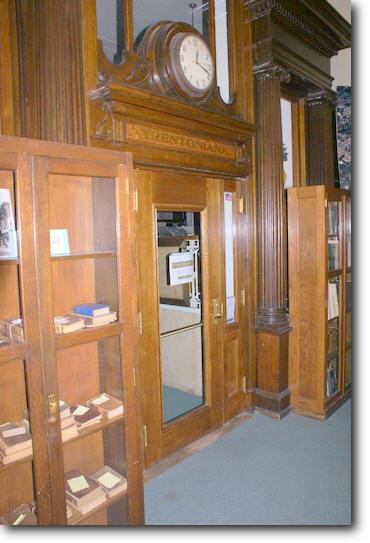 Trentoniana Room at the Library
