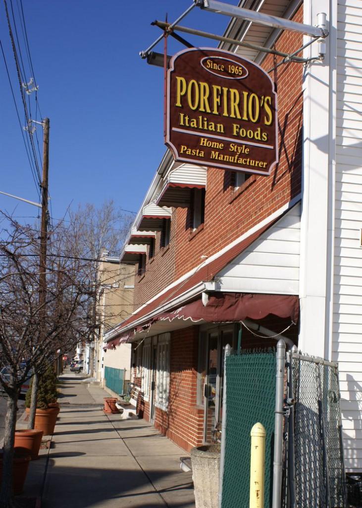 Porfirios Storefront