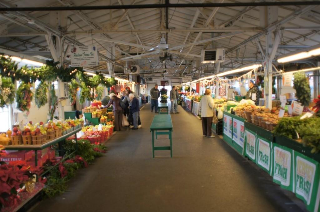Market incl Pineland