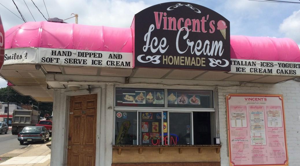 Vincent's Ice Cream