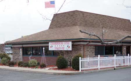 Closest Tomato Pie To Chambersburg La Villa Restaurant
