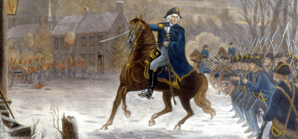 Battle of Trenton | Guidebook | Battle of Princeton | Hidden Trenton