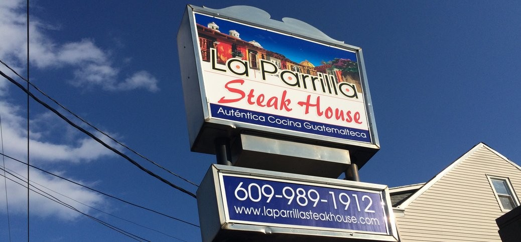 La Parrilla Restaurant Trenton Nj Menu
