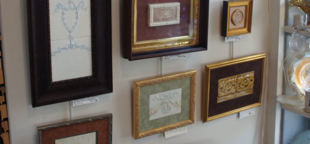 Gifts of Trenton Past