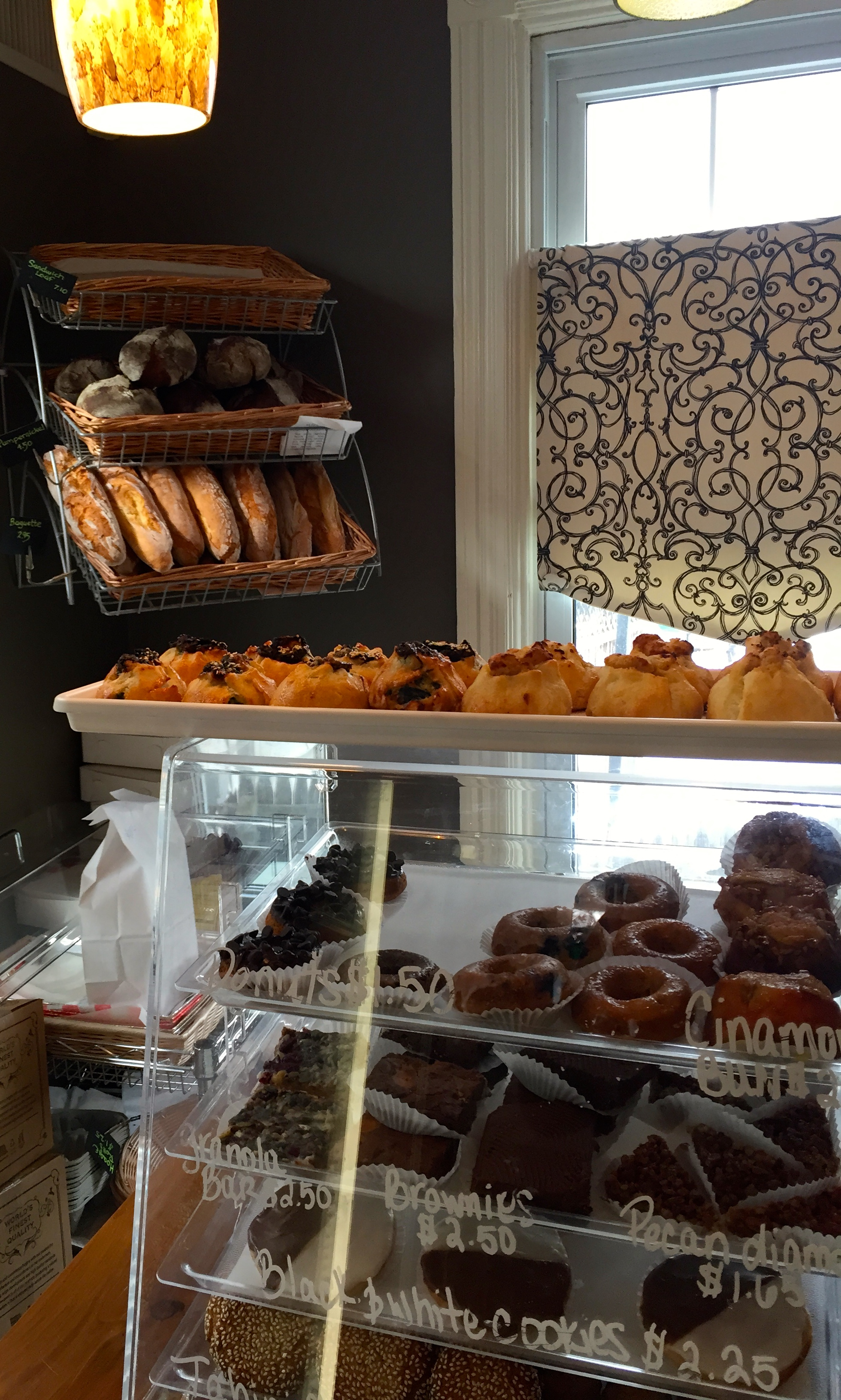 Wild Flower Bakery And Cafe