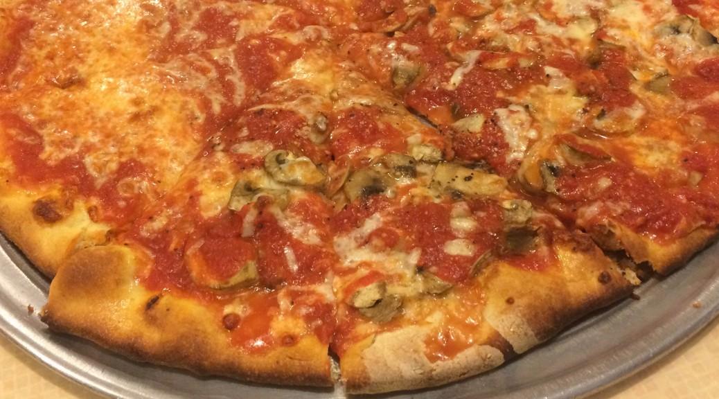 DeLorenzos Tomato Pie