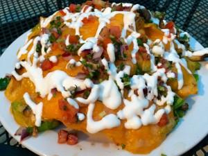 The nachos