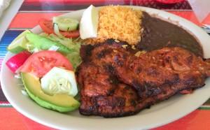carne enchilada asada