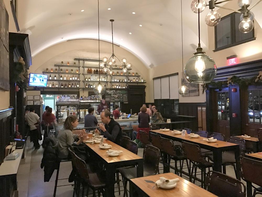 Dinky Bar Kitchen Review Hidden Trenton