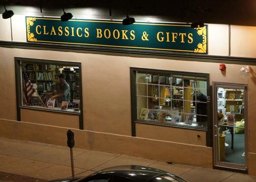 Classics Bookstore