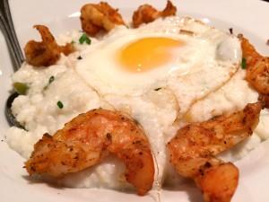 Cafe 72 cajun shrimp