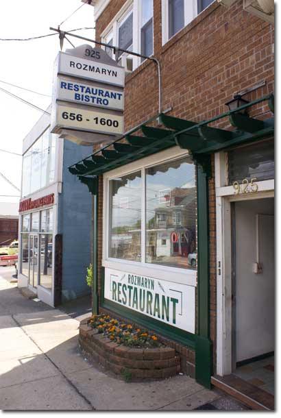Rozmaryn Restaurant
