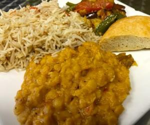 Jahan Vegetarian Platter