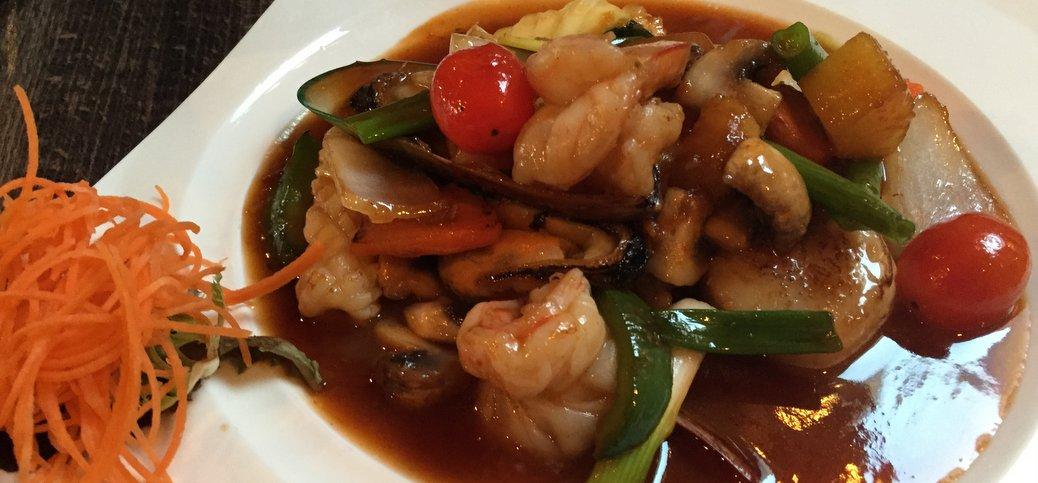 Thai Restaurant Robbinsville Nj
