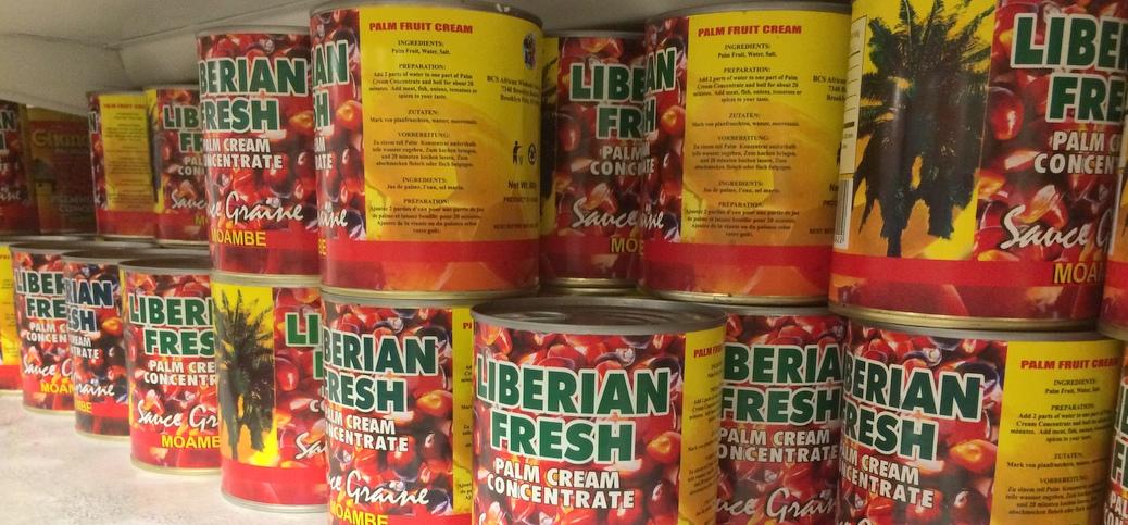 Palm Cream cans