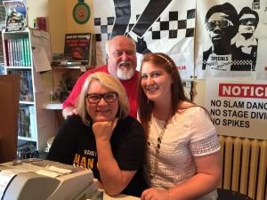 Randy, Mary, and Annaliese