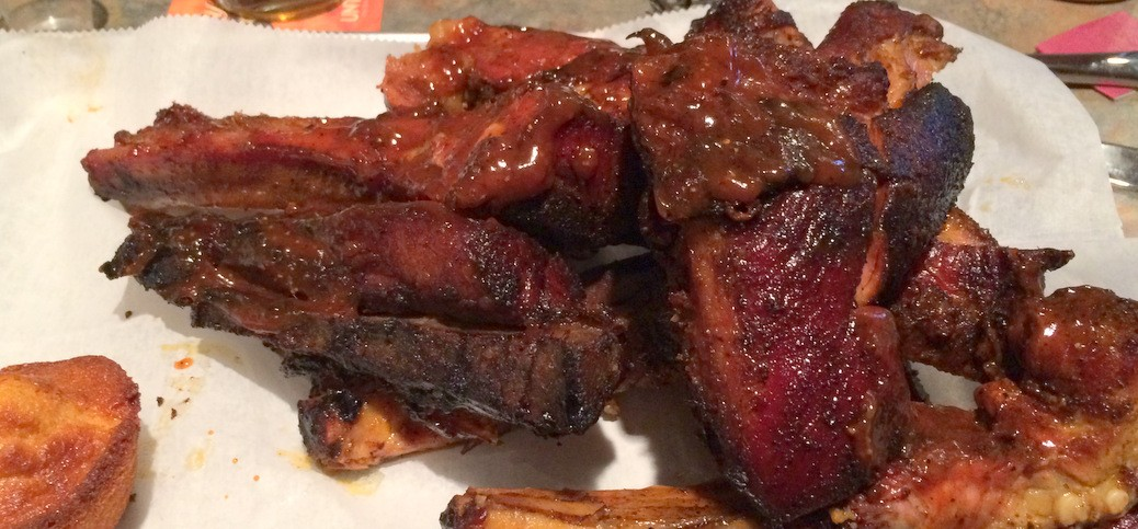 half rack ribs