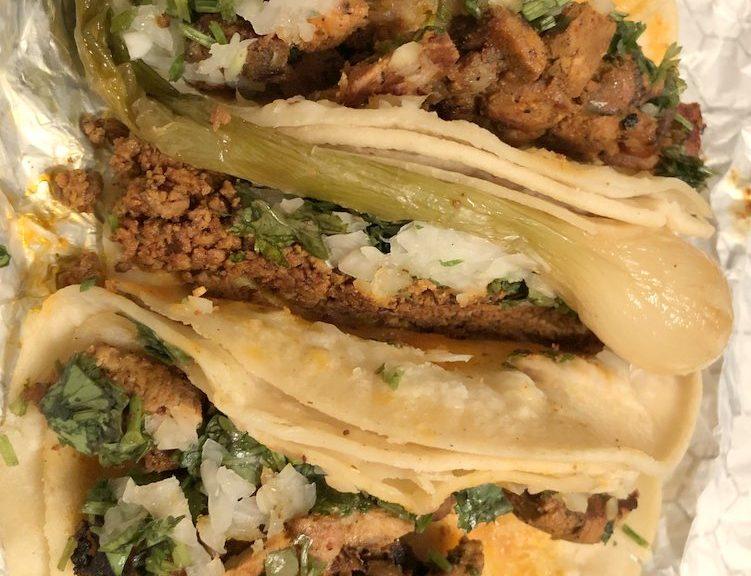 Mixed Tacos