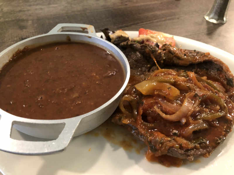 Steak Criollo